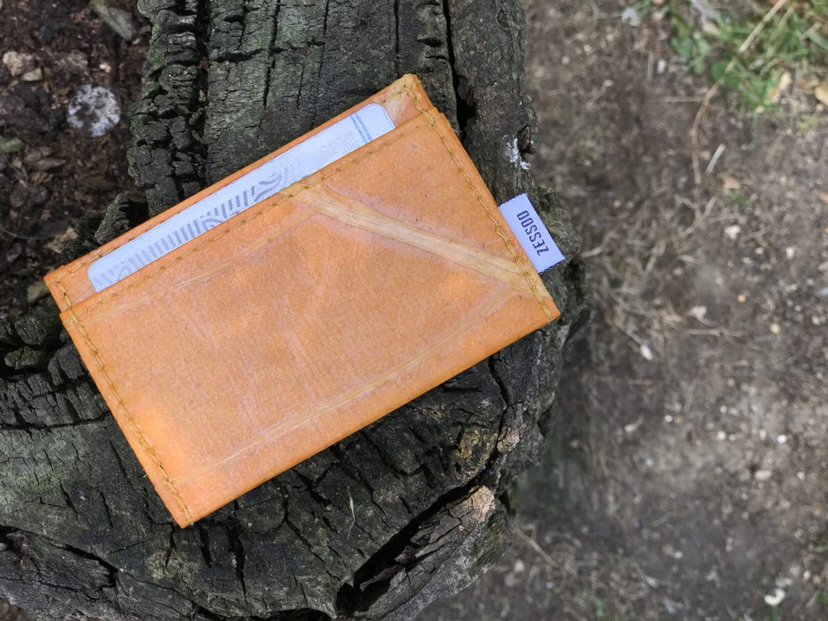 TOLSTOY | Travelcard Leaf Wallet