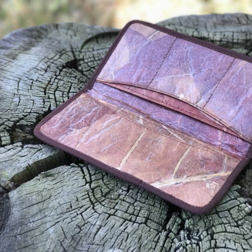 Wollstonecraft - Leaf Wallet