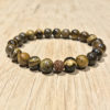 Yellow Tiger Eye Bracelet